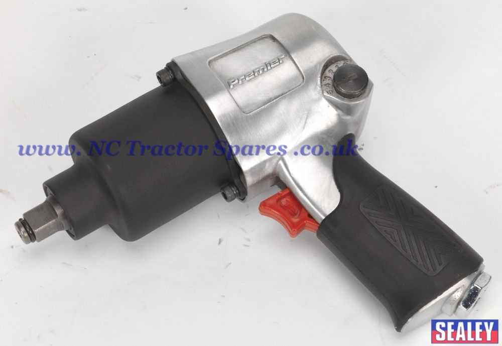 "Air Impact Wrench 1/2""Sq Drive Twin Hammer ,"